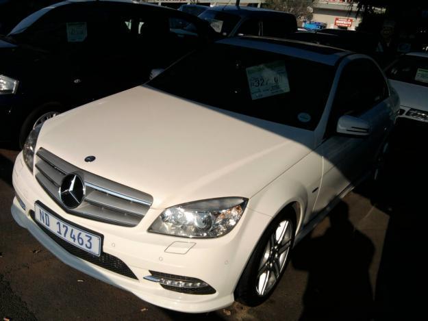 Mercedes Benz C220 cdi BE auto