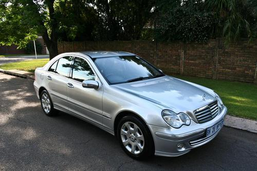 Mercedez benz eleganze 2004