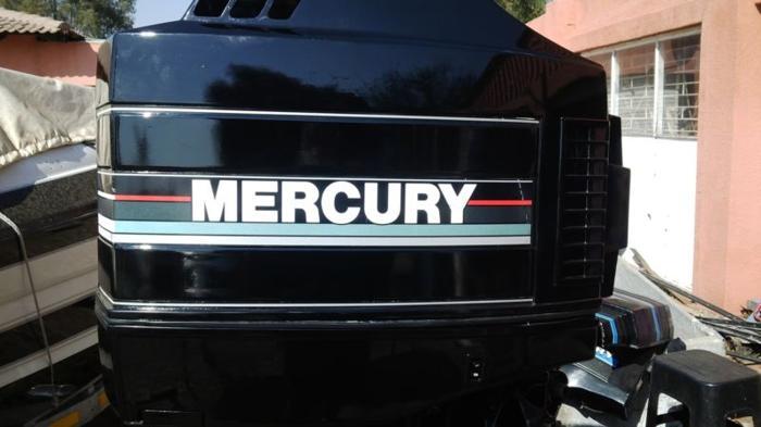 Mercury 200hp Motor