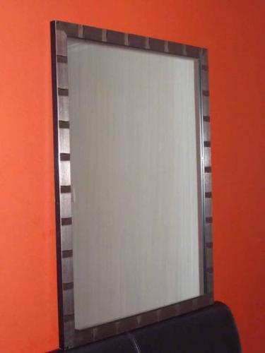 Mirror ? 91x66cm. Silver border. Brand new!!!