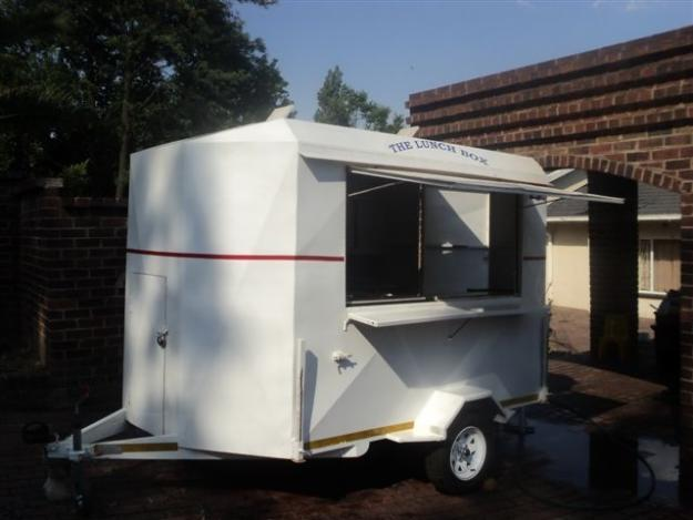 MOBILE KITCHEN VENDING TRAILER For Sale In Temba Gauteng Classified
