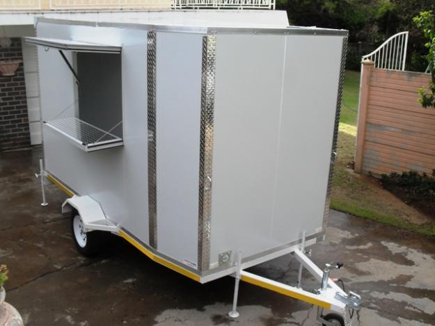 Mobile Vending Kitchen Trailer For Sale In Vredefort Free State