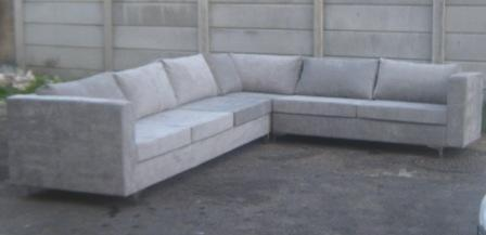 Modern Design Corner Lounge Suite Couch For Sale In Cape
