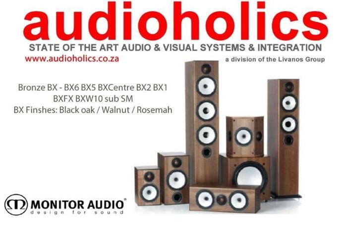 Monitor Audio Apex Bronze BX MASS NEW Gold Series Platinum Radius