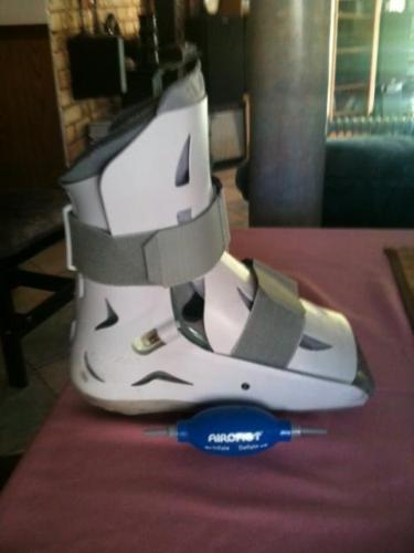 moon boot air cast foot and ankle cast in benoni gauteng