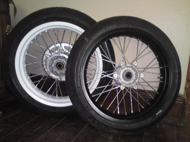 motard wheels for YZ/WR all models