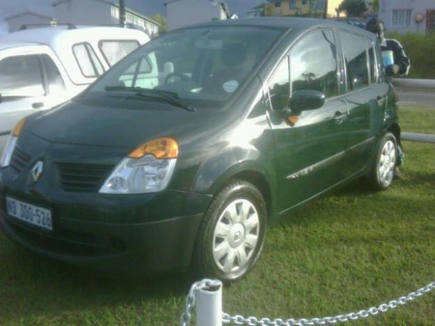 NEAT 2005 RENAULT MODUS 1.4 EXPRESSION