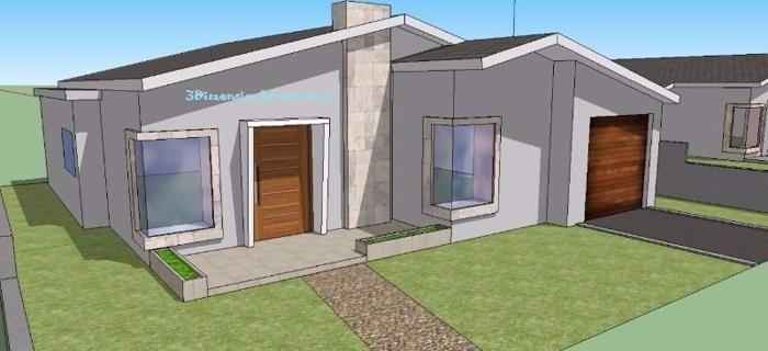 New Building, Renovations incl 3D Drawing