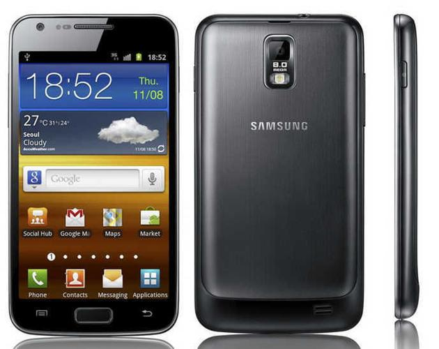 New Condition Samsung Galaxy S2 16 GB Black MINT