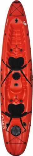 New Fluid Synergy Fishing Kayak