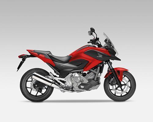 New Honda NC700X