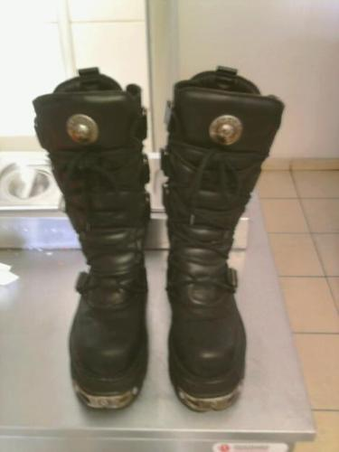 new rock boots