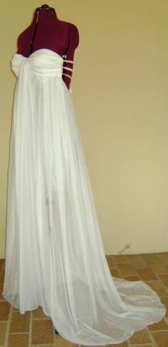 NEW Stunning Prom/Bridesmaid Dress (Can be Dyed) 4
