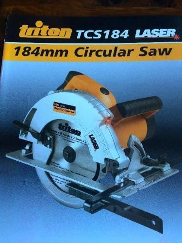 New Triton Woodworking Power Tools