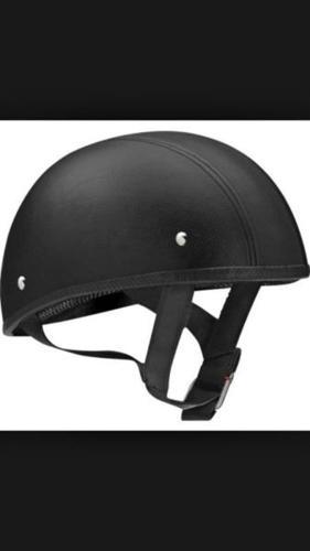 New Vega leather XTS halfhelmet