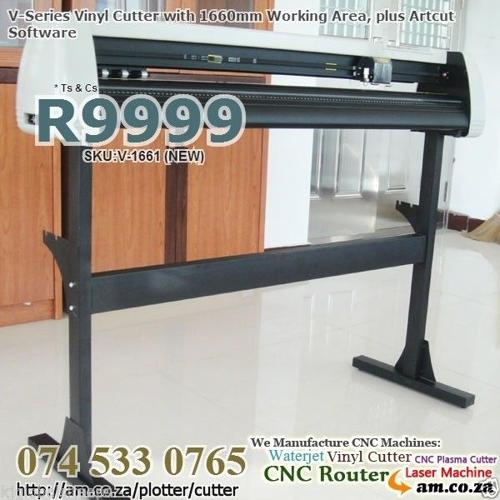NEW!Vinyl Cutter,Complete Package w. Artcut Software,