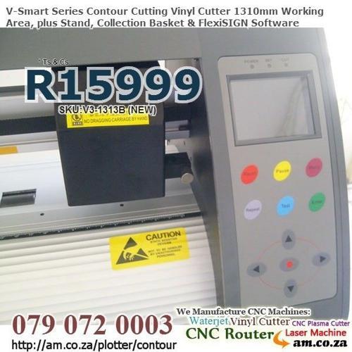 (NEW)Vinyl Cutter w.Contour Cut, Direct USB Drive