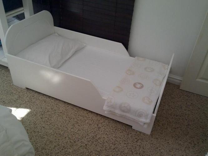 NEW White Toddler Beds