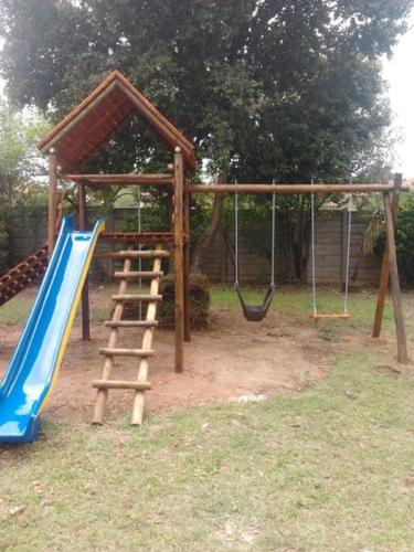 New wooden jungle gyms R5500.00