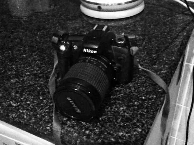 Nikon F75 Film Camera for sale