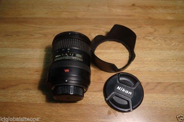 Nikon Nikkor 18-200mm excellent condition VR I