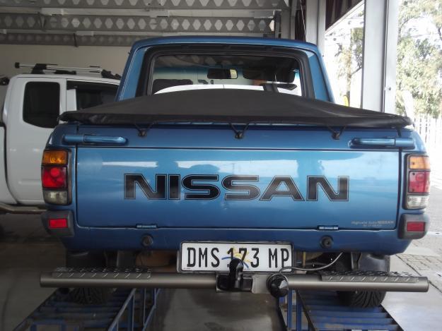 Nissan 1400 Champ 2007