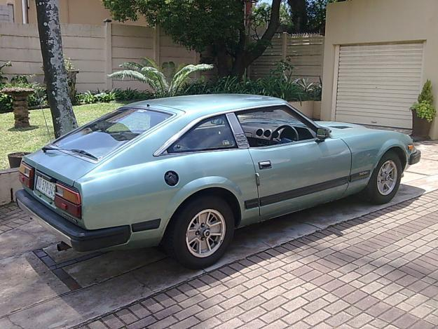 Nissan (Datsun) 280 ZX