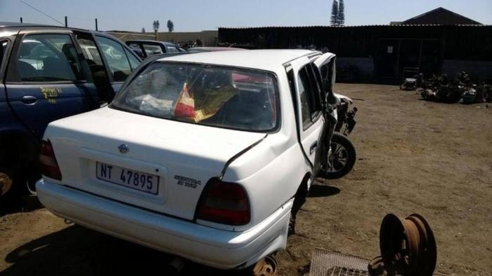 Nissan Sentra 1.6 Cub 1995 - Stripping for Spares