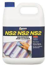 NS2 Galvanized Iron Cleaner DURAM