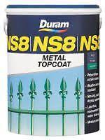 NS8 Metal Topcoat DURAM