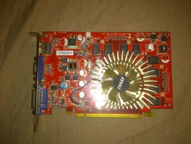 NVIDIA 9500GT 1GB