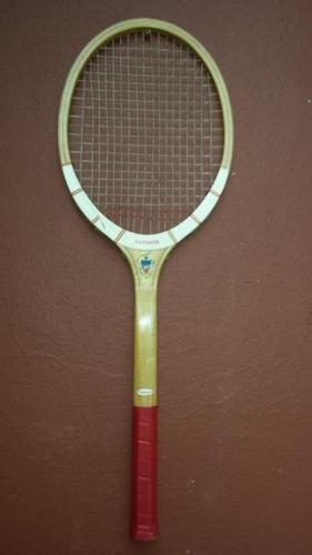Old Slazzenger kids tennis racquet