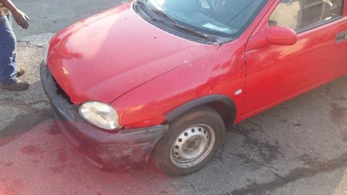opel auto spares: 2001 opel corsa (b) stripping