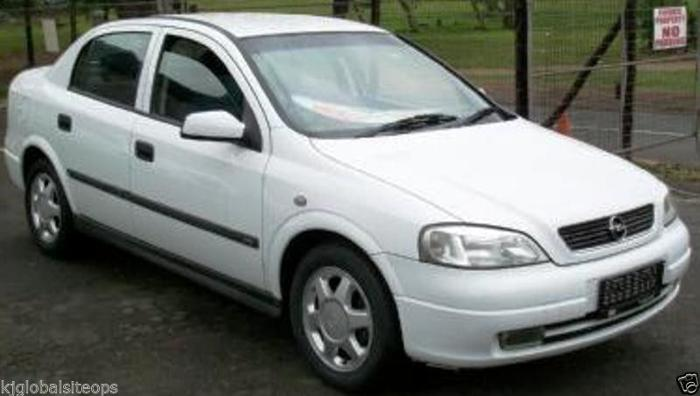 Opel Auto spares:Opel Astra G 99-05 stripping for