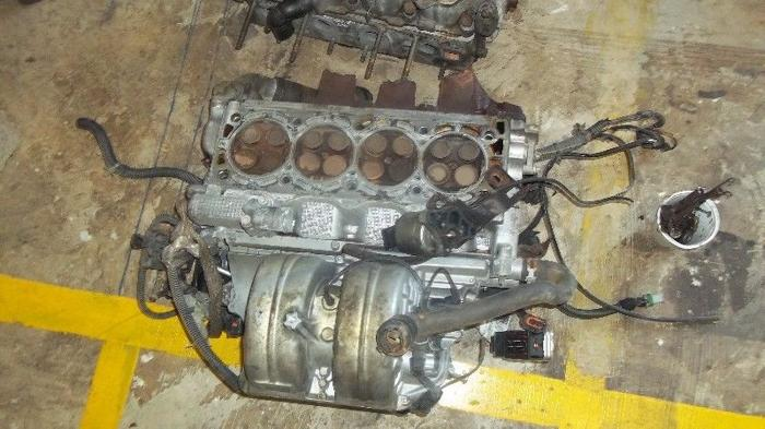 OPEL AUTO SPARES:OPEL ASTRA (G) CYLINDER HEAD FOR SALE