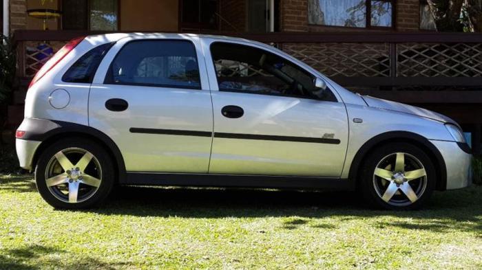 Opel Corsa 1.4i sport 2007