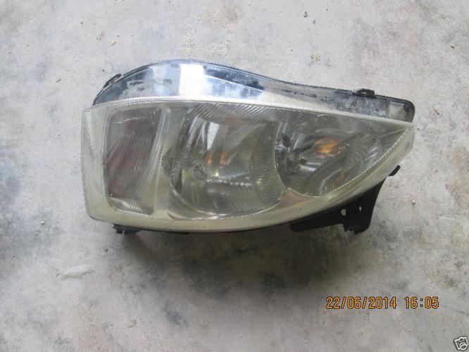 Opel Corsa (Gamma) headlight for sale.