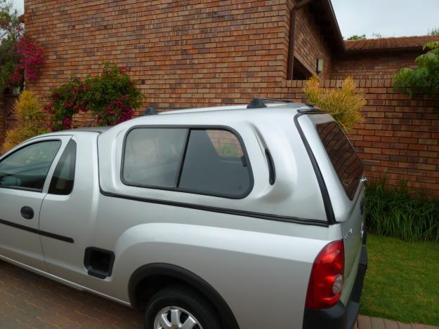 Opel Corsa Utility Canopy & Opel Corsa Utility Canopy for Sale in Johannesburg Gauteng ...