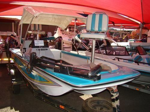 Open deck Dory with 40hp Yamaha