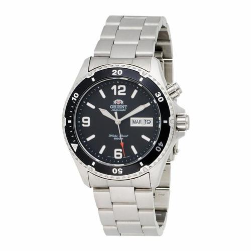 Orient Men's CEM65001B 'Black Mako' Automatic Dive