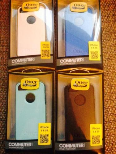 Otterbox Commuter Cases/Covers for iPhone