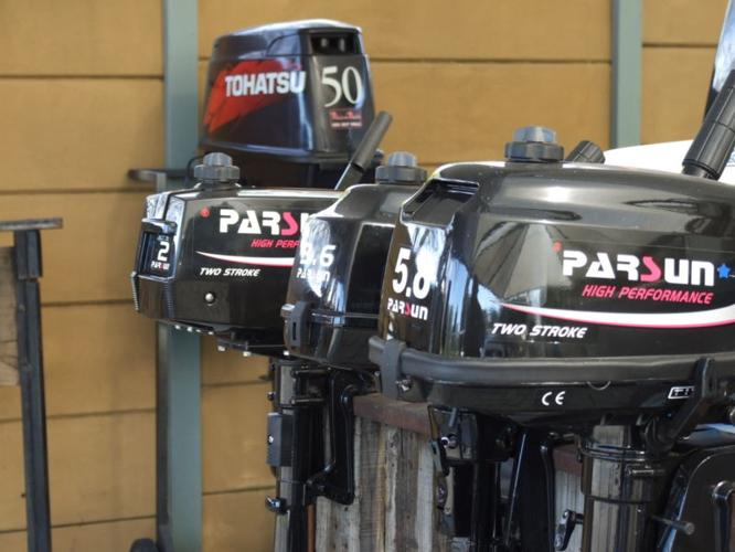 Outboard 30HP new elect start