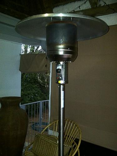 Outdoor gas heater for sale