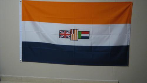 Own a true piece of history, brand new flag