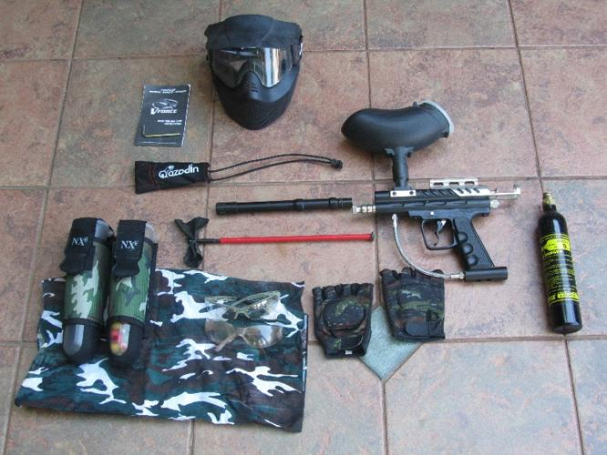Paintball Bundle For Sale In Durban Kwazulu Natal Classified Southafricanlisted Com