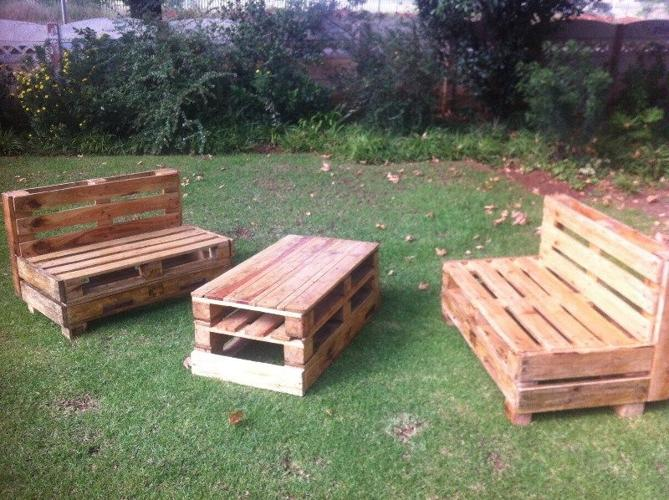 Pallet Trendz Pallet Furniture For Sale In Vereeniging