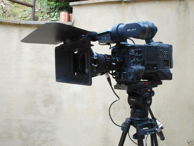 Panasonic AG-HPX301E Professional Camcorder and