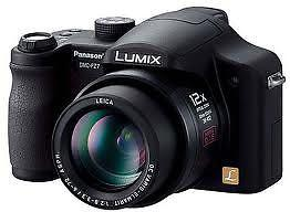 Panasonic DMC FZ7 Lumix