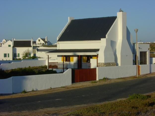 Paternoster Beach Cottage for sale