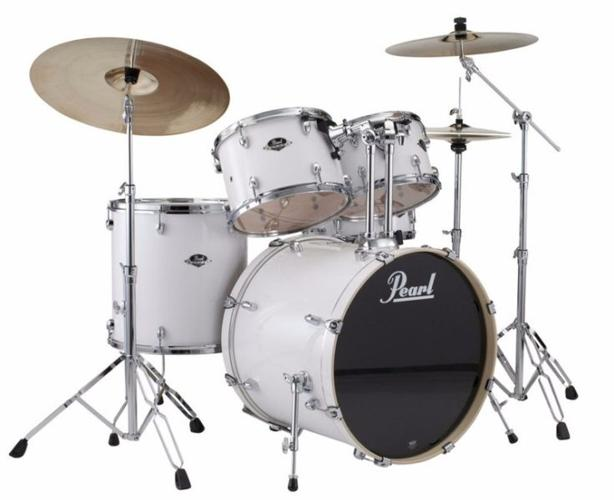 Pearl Export Drum Kit White